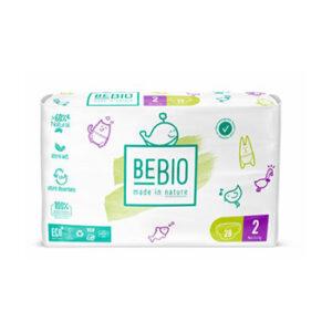 bebio biologische recycleerbare luiers