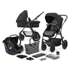 combinatie kinderwagen autozitje stoel