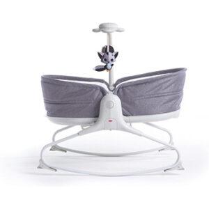 schommelstoel met muziek en trilfunctie