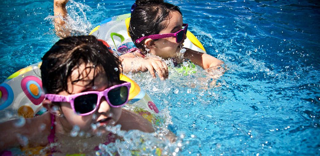 Beste zwemluiers voor baby's