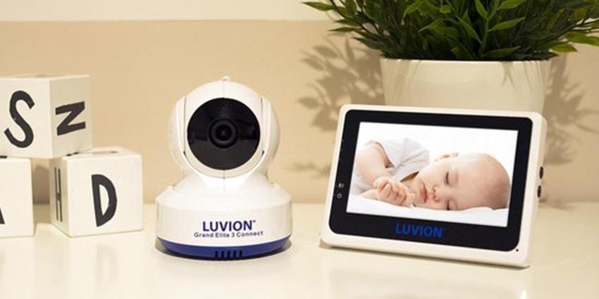 baby monitor met muziek en slaapliedjes