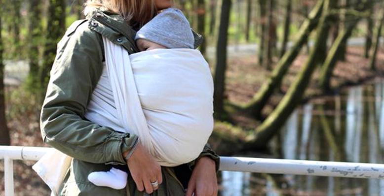 draagdoek voor baby's