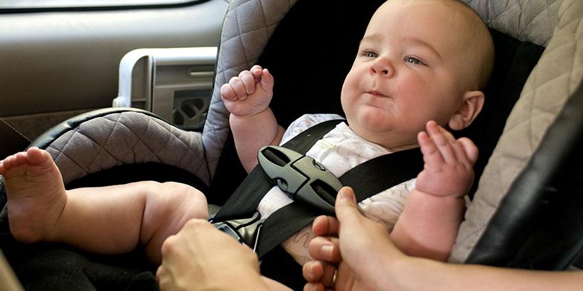 Autostoel baby vanaf 4 maanden
