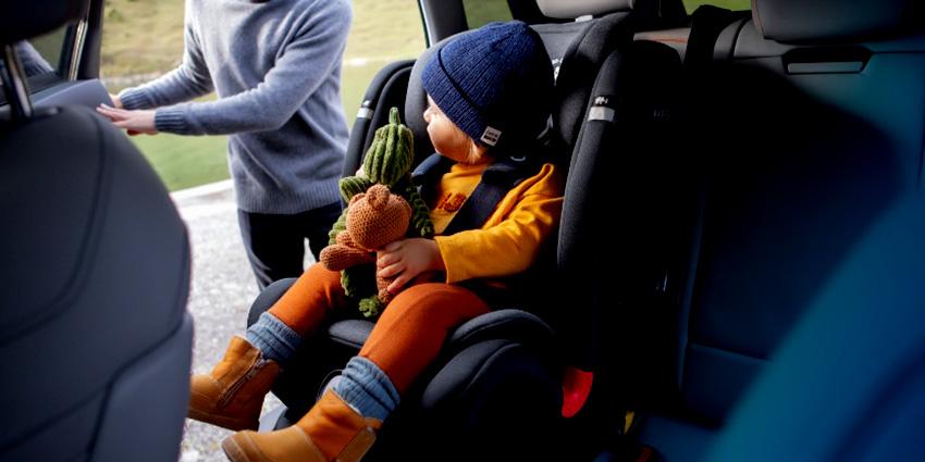 Beste meegroei autostoel tot 12 jaar