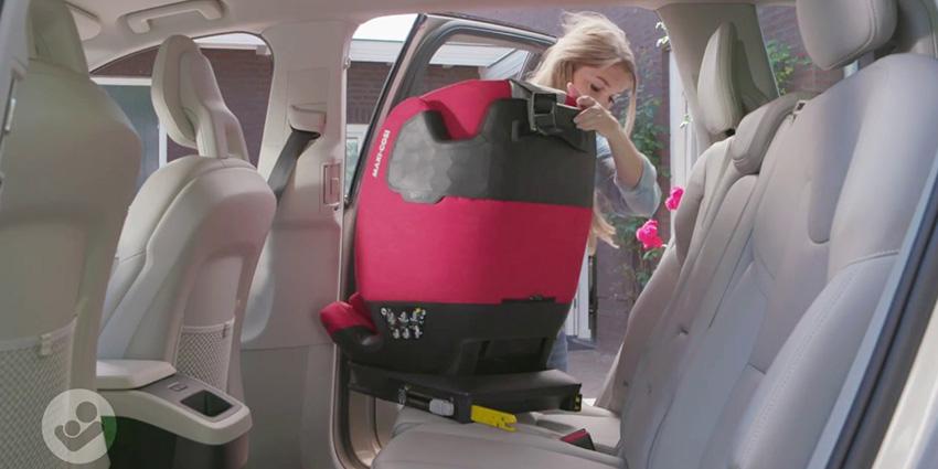 Kinderautostoelen vergelijken