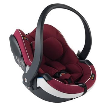 veiligste autostoel baby