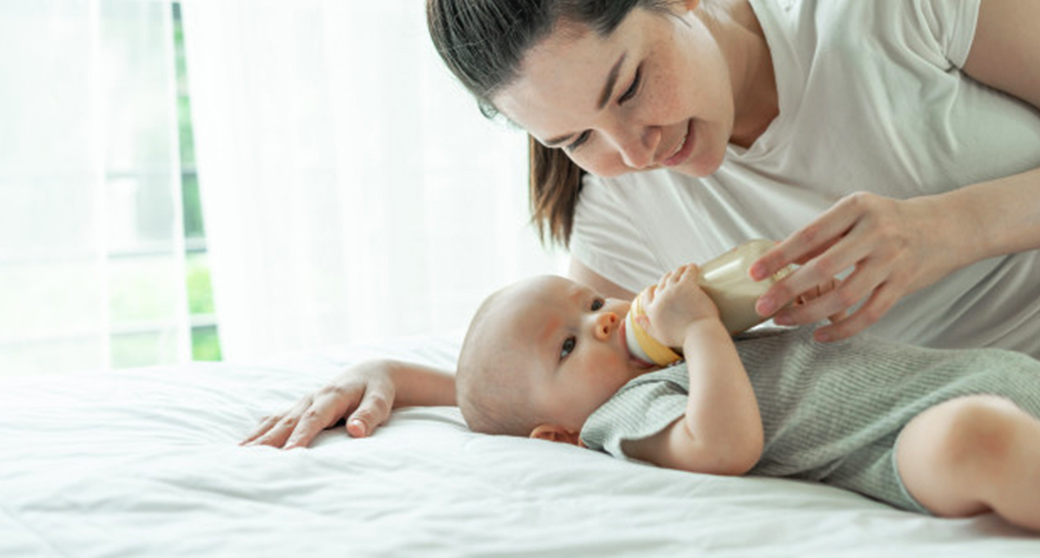 beste flesvoeding voor reflux en onverzadig