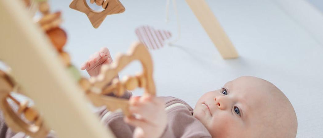 Beste houten babygym