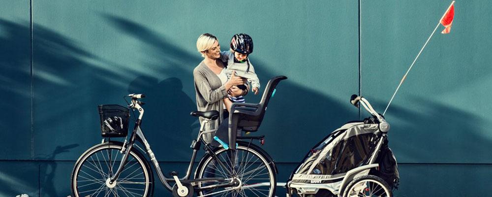 beste fietsstoeltje achter