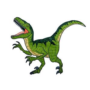 dinosaurus kleurplaat