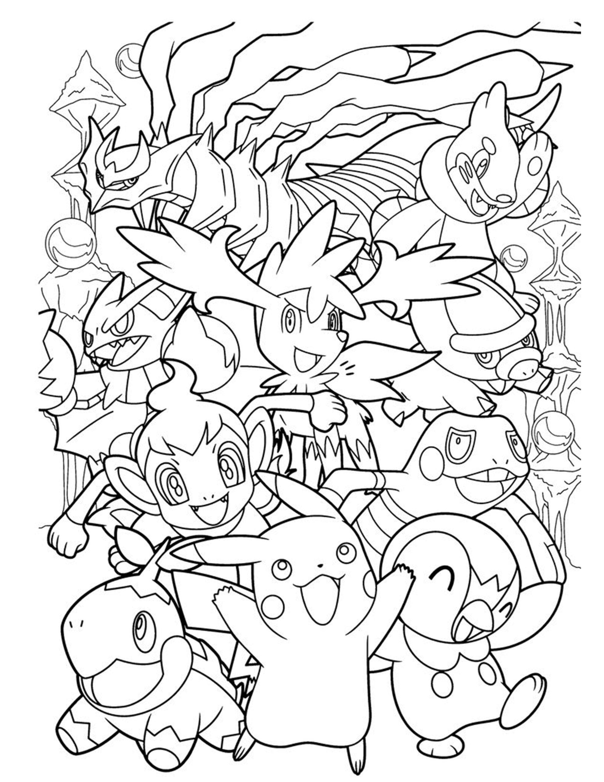 grote pokemon kleurplaat gratis downloaden