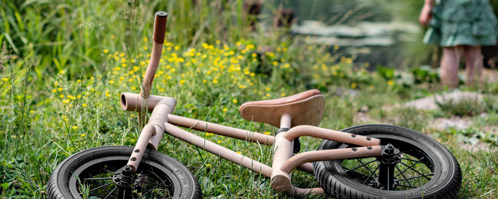 houten loopfiets vergelijken