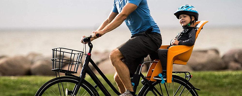 veilig fietsstoel voor kindje tot 2 jaar