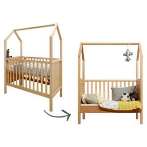 houten meegroeibed junior bed bopita